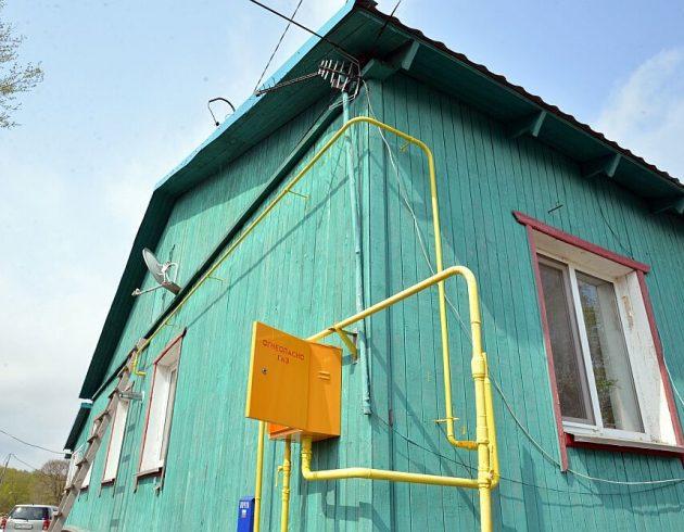 В новый межпоселковый газопровод к селу Дальнее Сахалинской области подан газ проекта «Сахалин-2»