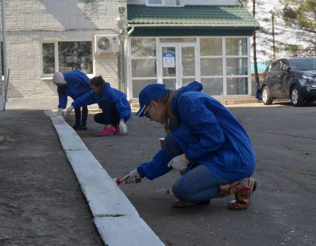 Дальневосточные газовики приняли участие во Всероссийской экологической акции «Зеленая весна»