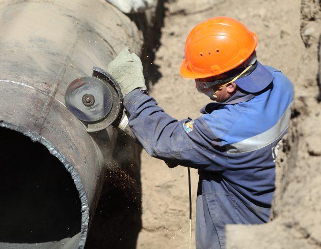 Возобновление подачи газа потребителям Соболево и Крутогоровского отложено в связи с ремонтными работами на газовой магистрали