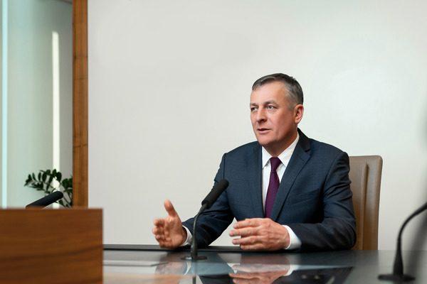 Интервью генерального директора ООО «Газпром межрегионгаз» Сергея Густова