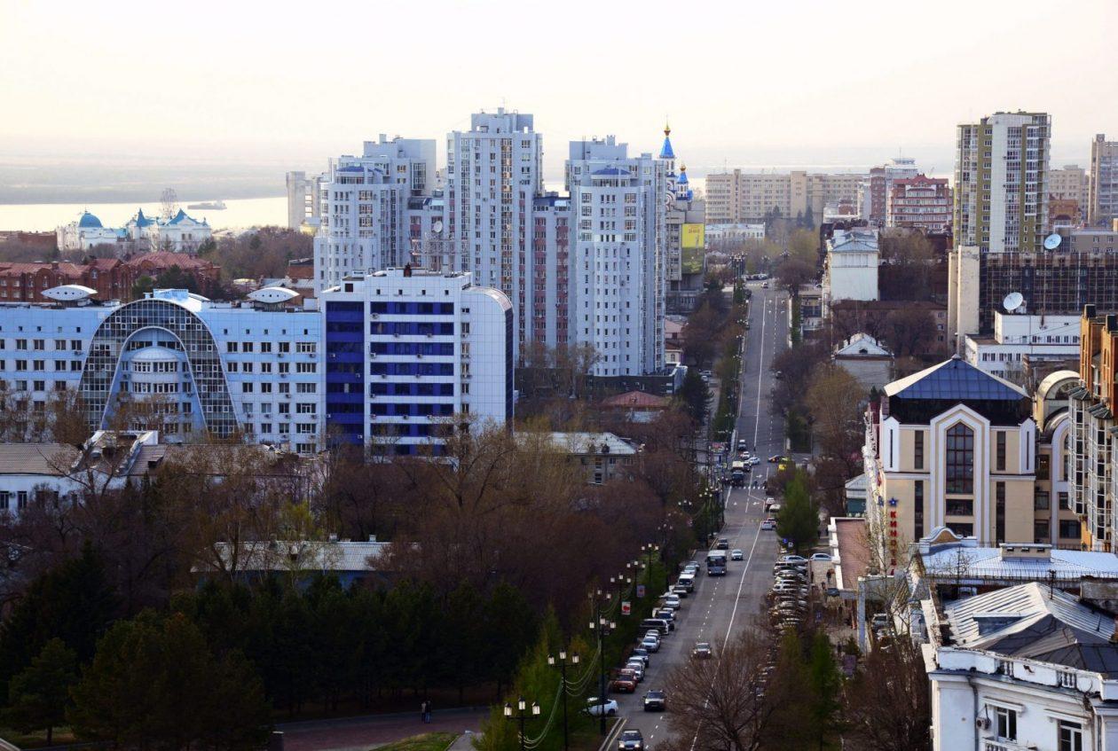 Хабаровск.Фото: РИА Новости