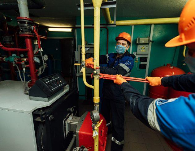 Компании Группы «Газпром межрегионгаз» готовы к работе в  сезон зимних максимальных нагрузок